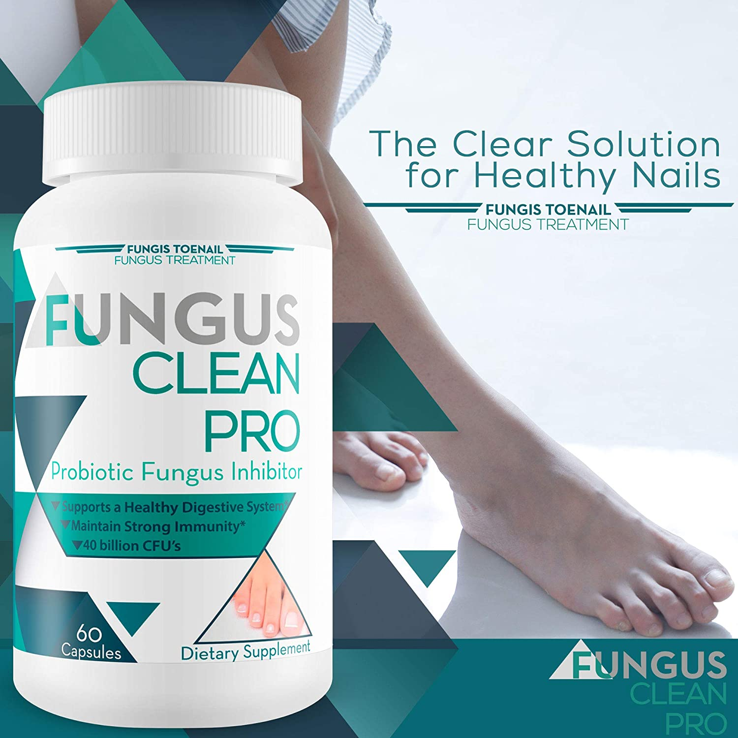 Best Fungus Treatment Fungus Clean Review Is It A Scam Or Does